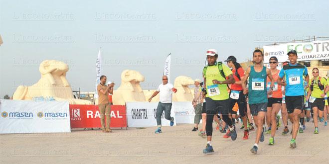 Eco Trail Morocco: La 6e édition repart à Ouarzazate