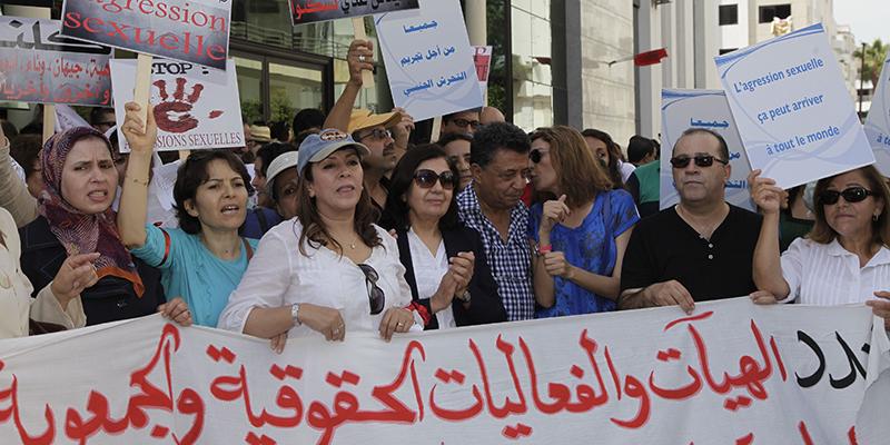 L'égalité homme/femme vue par les Marocains