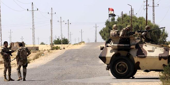 Egypte : 52 jihadistes éliminés dans le Sinaï