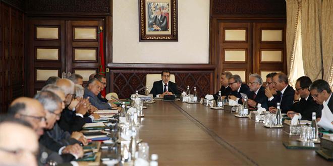 Al Hoceïma: Débriefing des ministres