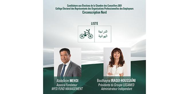 Elections-Conseillers: voici les candidats de la CGEM Nord