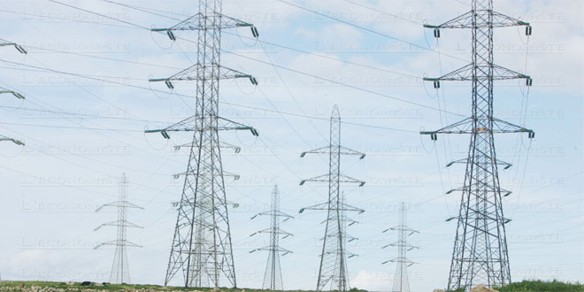 Electricité: La production en baisse en 2020
