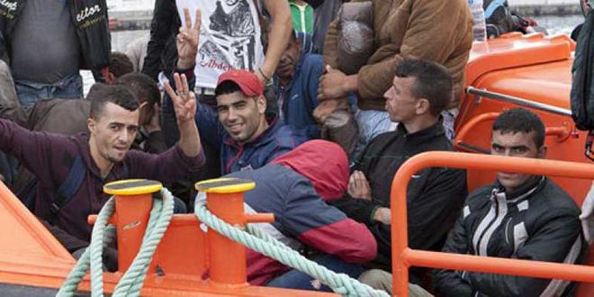 Émigration clandestine : 38 Marocains secourus, un mort