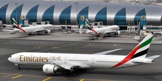 Covid19: Emirates rembourse 1,4 milliard de dollars aux clients