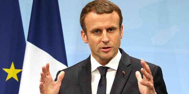 Macron entame lundi une tournée africaine