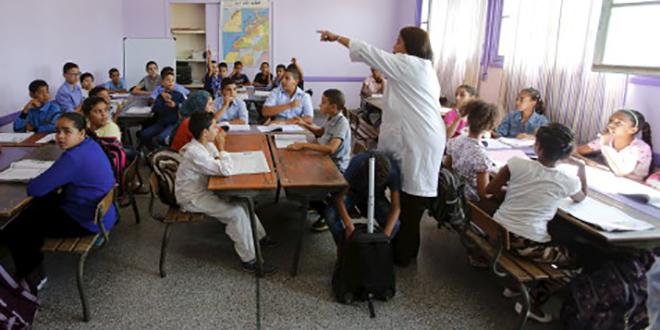 Mutation: plus de 24.000 enseignants bénéficiaires