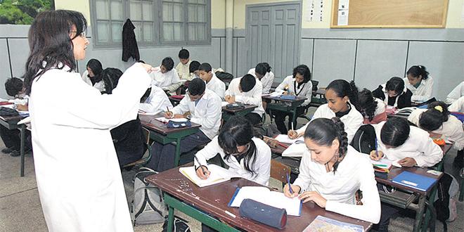 Recrutement d'enseignants : Le délai de dépôt des dossiers prolongé