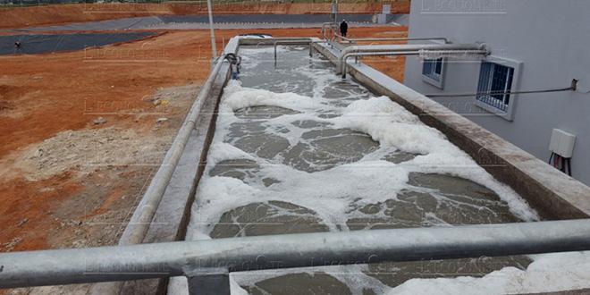 Safi : L'OCP s'engage pour la valorisation des eaux usées