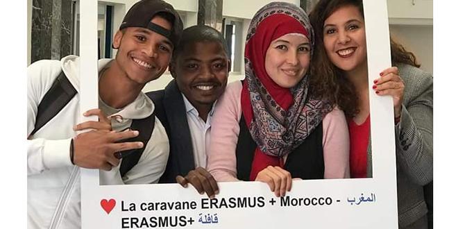 Erasmus+ : Une première rencontre nationale