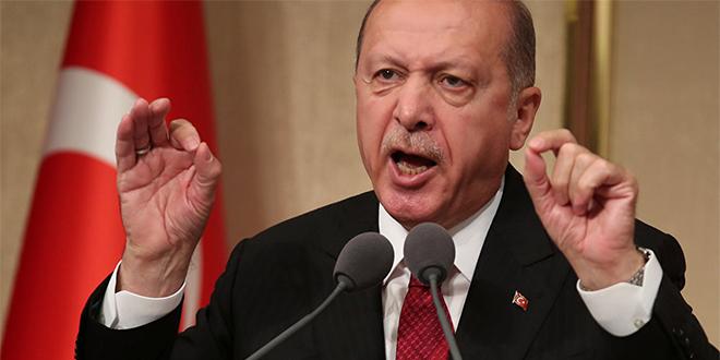La Turquie va réagir en cas de nouvelles sanctions américaines
