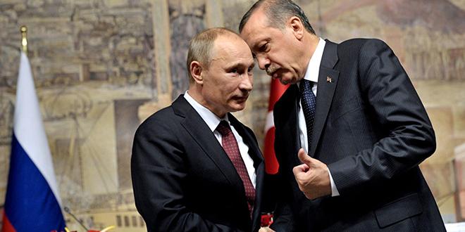 Turquie : Vladimir Poutine attendu à Ankara