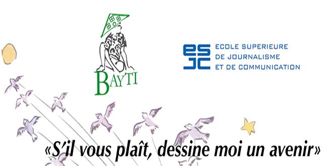 L'ESJC et Bayti s'unissent pour la journée de l'enfant