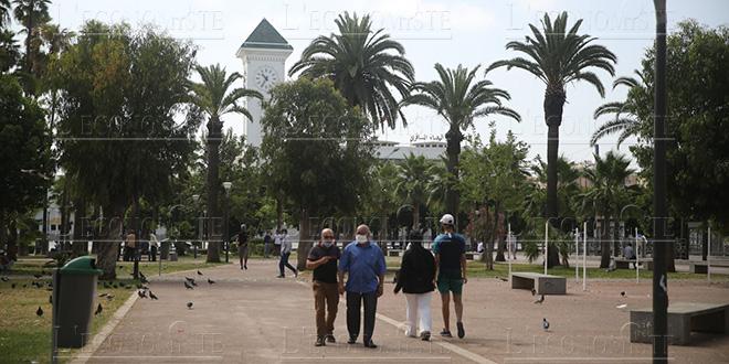 Encore un espace vert menacé à Casablanca !