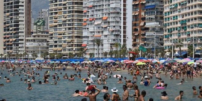 Espagne/ Covid19: Près de 40.000 établissements hôtels fermés