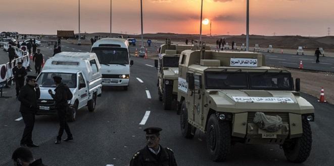 L'Egypte maintient toujours l'état d'urgence