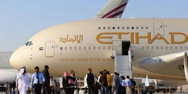Etihad augmente ses vols pour l'été