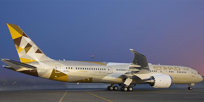 Etihad déploie un Dreamliner 787-9 à Rabat