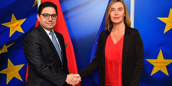 Accord de Pêche : Bourita et Mogherini réagissent