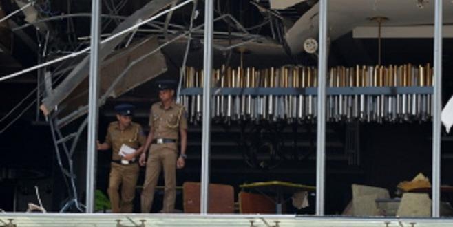 Pâques : Plus de 150 morts dans des explosions au Sri Lanka