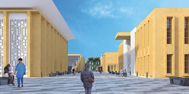 Laâyoune: démarrage effectif des études à la faculté de médecine