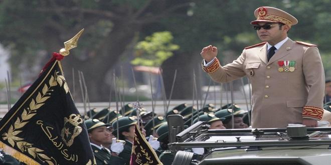 Le Roi Mohammed VI nomme le Général de Corps d'Armée, Belkhir El Farouk, inspecteur général des FAR