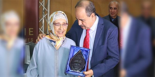 Cette femme a construit l'ENCG Oujda!