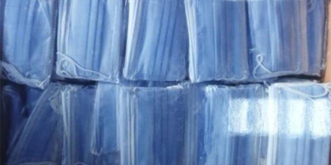 Casablanca: Arrêté avec plus de 120.000 faux masques