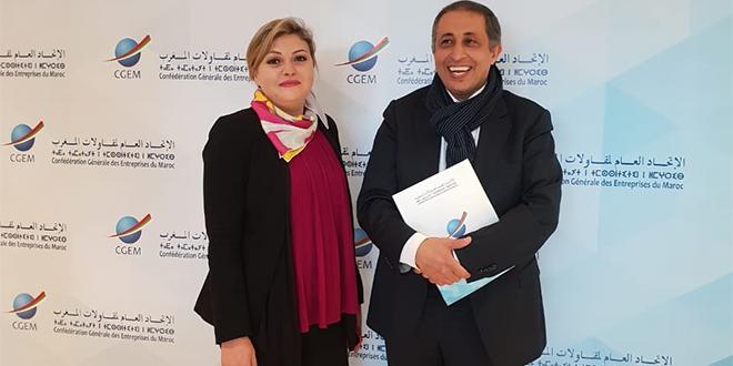 CGEM : Bouchra Outaghani élue à la tête de la FCS