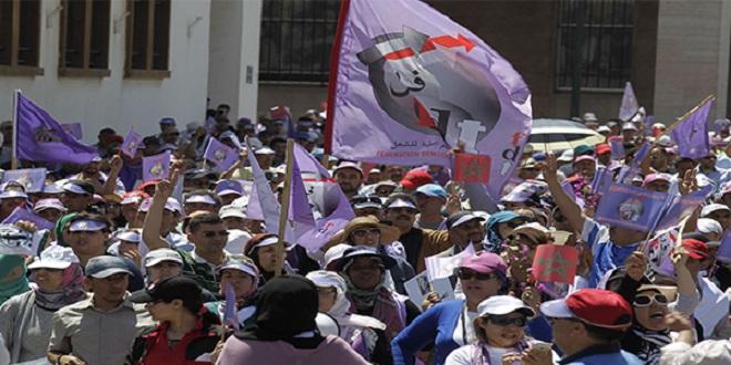 """1er mai/ Covid: La FDT salue le sens """"élevé"""" de citoyenneté des travailleurs"""