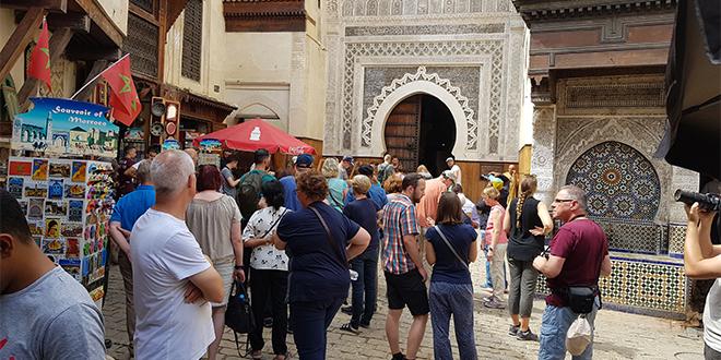 Tourisme : Les arrivées progressent de 4,6% à fin mai