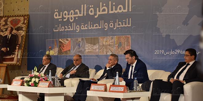 Développement de Fès-Meknès: Elalamy veut se rattraper