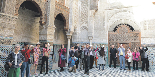 Fès : 355 millions de DH pour appuyer le tourisme