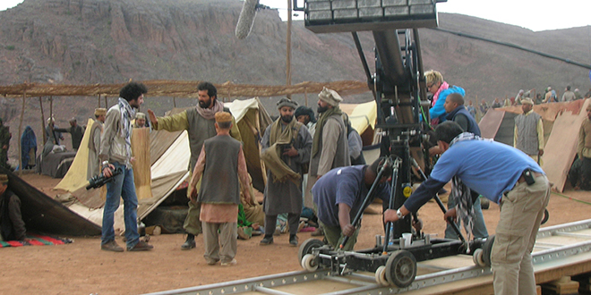 Cinéma: Le budget des long-métrages étrangers en baisse