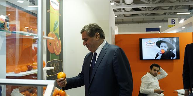 DIAPO-Fruit Logistica : Le Maroc fait sa promo à Berlin