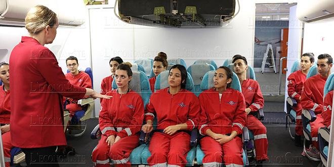 DIAPO-Turkish Airlines courtise des jeunes Marocains
