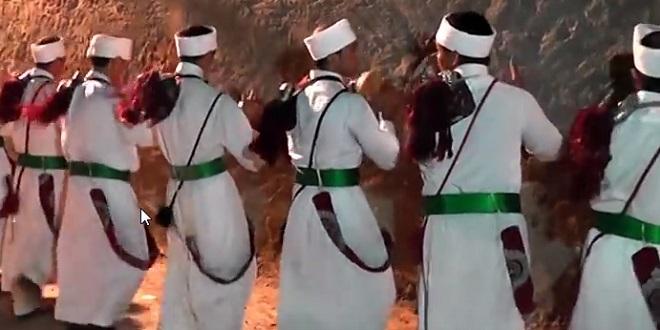 Une danse marocaine au patrimoine immatériel de l'Unesco