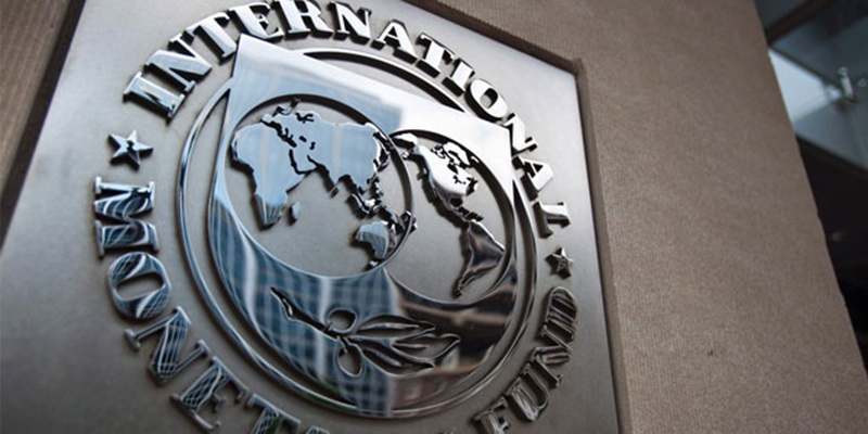 """Une récession """"un peu moins sévère que prévu"""", selon le FMI"""
