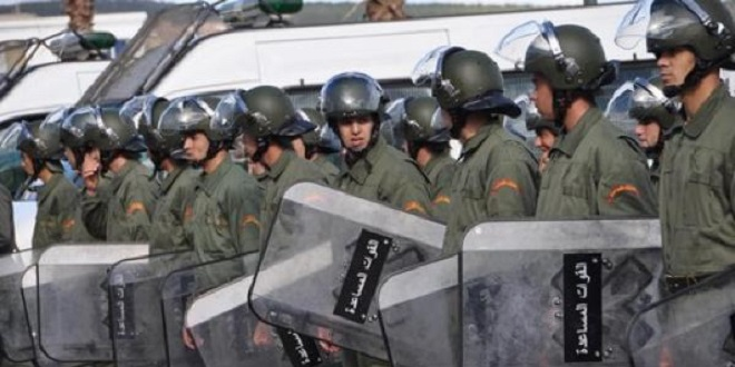 Ifrane/ Foncier : 17 forces de l'ordre blessées