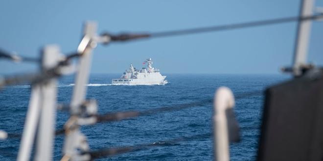 Marine: L'USS Dwight D. Eisenhower participe à un exercice au Maroc