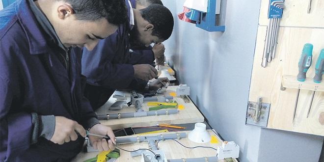 Formation professionnelle: 16 établissements en création à Tanger-Tétouan-Al Hoceima