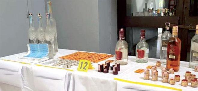 Fraude dans les boissons alcoolisées: Et tombent les barons!