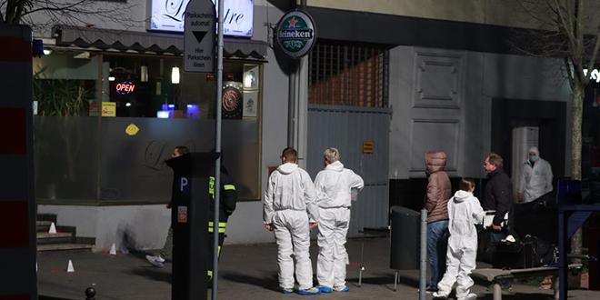 Deux fusillades près de Francfort font huit morts
