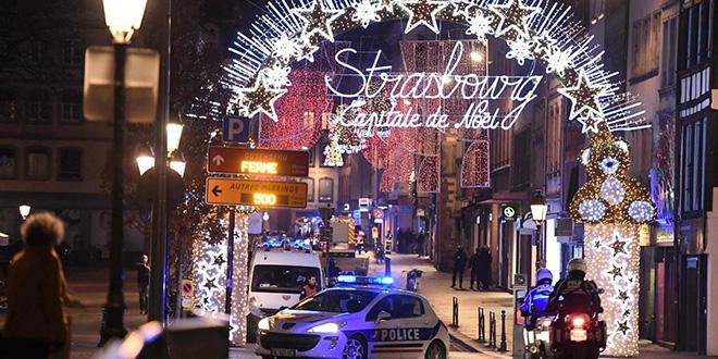 Attaque terroriste de Strasbourg : le bilan s'alourdit