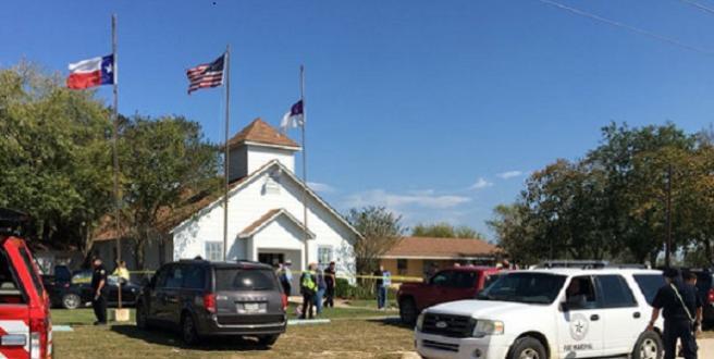 Texas : Une fusillade fait plusieurs victimes