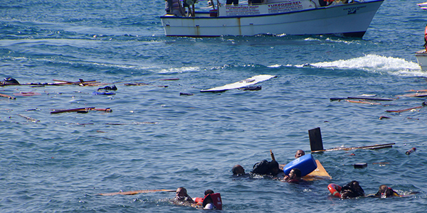 Turquie-Migrants: 7 morts dans le naufrage d'une embarcation