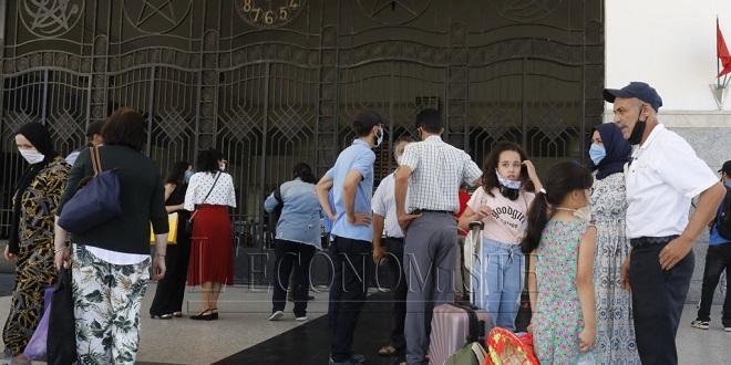 Gare Rabat Ville: L'ONCF réagit