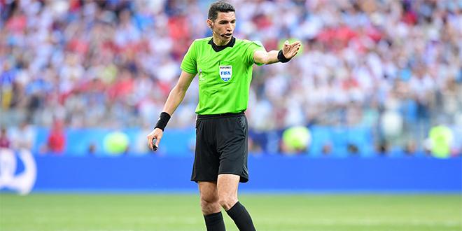 La CAF sanctionne l'arbitre égyptien du match WAC-EST