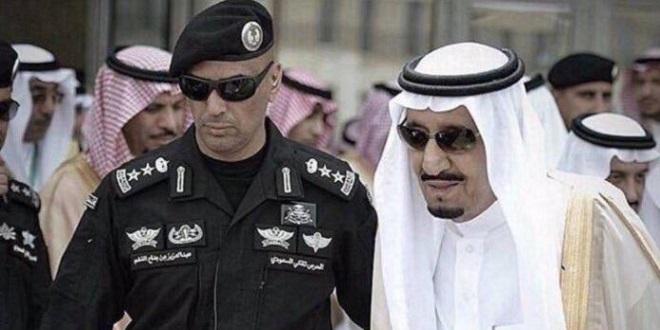 Le garde du corps personnel du roi Salmane abattu
