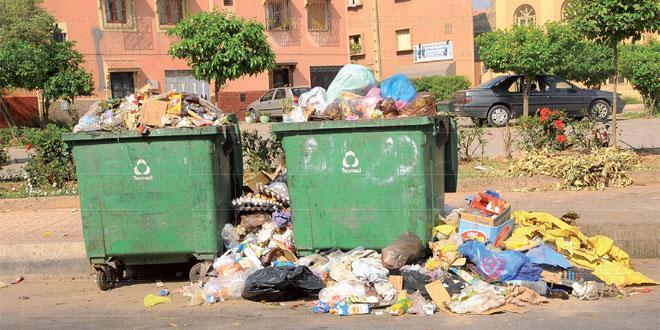 Marrakech: La Commune évalue la gestion du service de la propreté