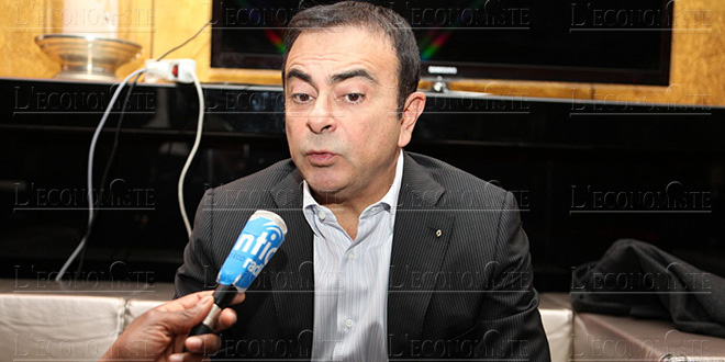 Renault : Carlos Ghosn rempile